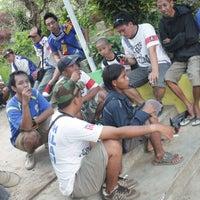 Photo taken at Jalan Gajayana by adjie p. on 11/21/2012
