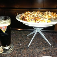 Photo taken at BJ's Restaurant and Brewhouse by Patrick on 5/8/2013
