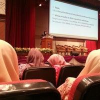 Photo taken at UiTM Kampus Bandaraya Melaka by Fatin N. on 12/22/2012