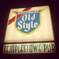 Photo taken at Templestowe Pub by Jen S. on 6/10/2014