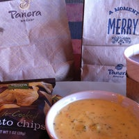 Photo taken at Panera Bread by Marion L. on 1/26/2013