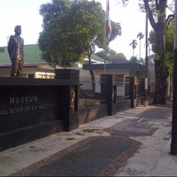 Photo taken at Museum Jendral Besar DR. AH. Nasution by Fauzi A. on 5/9/2013
