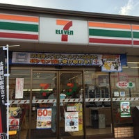 Photo taken at セブンイレブン 海津町馬目店 by 蝦夷 シ. on 7/23/2015