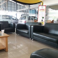 Photo taken at Perodua Service Centre (Taiping) by Ana Liana A. on 5/4/2013