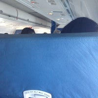 Photo taken at Delta Flight 686 To Austin by christopher s. on 11/28/2012