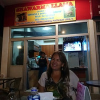 Photo taken at Shawarma Llama by Gabriel P. on 3/11/2014