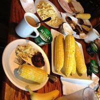 Photo taken at Yamato Japanese Steakhouse by Zhiwen Y. on 8/17/2013