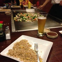 Photo taken at Yamato Japanese Steakhouse by Zhiwen Y. on 8/19/2013