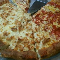 Photo taken at Gondolier Pizza by Ritchie B. on 4/11/2016