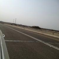 Photo taken at مفرق العلا من طريق تبوك المدينة by Sari A. on 4/27/2013