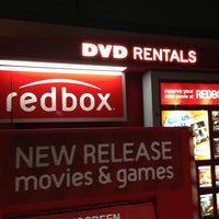 Photo taken at Redbox by David M. on 3/14/2013