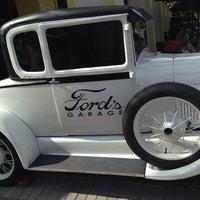 Photo taken at Ford's Garage Estero by David M. on 10/12/2013