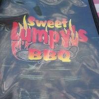 Photo taken at Sweet Lumpy's BBQ by Eva O. on 8/3/2013