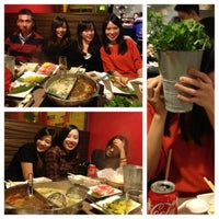 Photo taken at Mister Hot Pot 鍋大爺 by Ariel C. on 11/22/2012