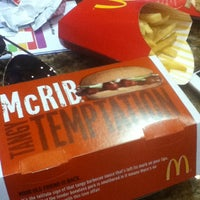 Photo taken at McDonald's by Nellie on 1/8/2013