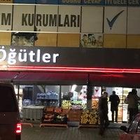 Photo taken at Öğütler by Fatih A. on 11/23/2017