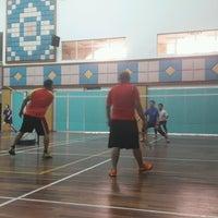 Photo taken at Pusat Komuniti Sri Petaling by WFAIZAL R. on 9/16/2016