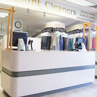 Photo taken at Discount Cleaners by Discount Cleaners on 6/30/2014