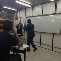 Photo taken at FD - Faculdade de Direito by Karina N. on 6/25/2013