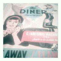 Photo taken at The Diner - American Foods by Cristina G. on 11/24/2012