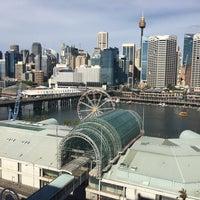 Photo taken at Novotel Sydney On Darling Harbour by Özlem on 11/8/2017