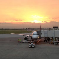 Photo taken at Sofia Airport (SOF) by Nikolay B. on 5/13/2013