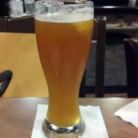 Photo taken at Gordon Biersch by Jon M. on 12/1/2012