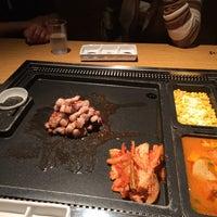Photo taken at 육꼬집(청학점) by lEE b. on 5/10/2014