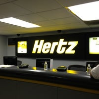 Photo taken at Hertz by Fernando S. on 7/27/2013