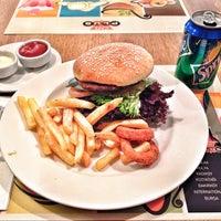 Photo taken at Acibadem Kafeterya by Kaan Y. on 1/19/2014