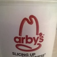 Photo taken at Arby's by Bryan T. on 4/16/2014