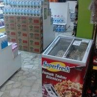 7/31/2013 tarihinde Efkan G.ziyaretçi tarafından Demar Hipermarket'de çekilen fotoğraf