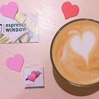 Снимок сделан в Espresso Window пользователем Vika V. 2/15/2018