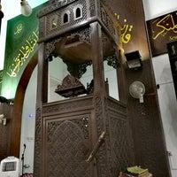 Photo taken at Masjid Kuarters KLIA by فيزال زينول (. on 2/24/2017