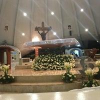 Photo taken at Sto. Niño de Paz Community Chapel by Jowi 💋 on 7/17/2013