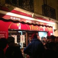 Photo taken at Mille et un vins by Franck G. on 11/21/2012