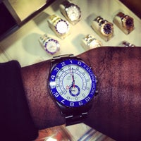 Photo taken at Rolex by Bode C. on 3/1/2014