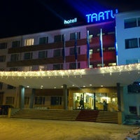 Снимок сделан в Hotell Tartu пользователем Татьяна Г. 1/7/2013