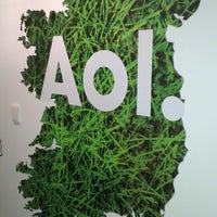 Photo taken at AOL Ireland by Fran C. on 10/27/2013