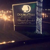 Photo taken at Double Tree by Hilton Riyadh AlMuroj by Mousab M. on 6/11/2017