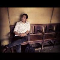 Photo taken at Rajadamnern Stadium by Suveera B. on 10/23/2012
