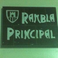 Foto tomada en Vila Rambla por Miguel V. el 3/9/2013
