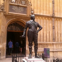 Photo taken at Bodleian Library by Sophia K. on 8/4/2013