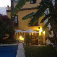 Photo taken at Hostal Lorca by Денис К. on 6/15/2013