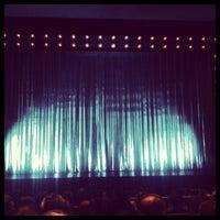 Photo taken at Teater Vanemuine by Sven H. on 12/28/2012