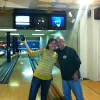 Photo taken at Patterson Bowling Center by Clare T. on 12/8/2012