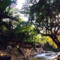 Photo taken at น่านน้ำรีสอร์ท by kae j. on 2/7/2015