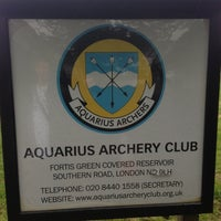 Photo taken at Aquarius Archery Club by PhillyO L. on 6/12/2013