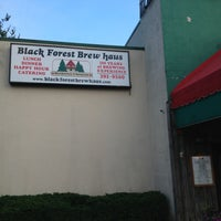 Photo taken at Black Forest Brew Haus by M. F. on 6/26/2013