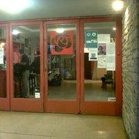 Photo taken at Nuevo Socialismo Marplatense by Leonardo R. on 11/21/2012
